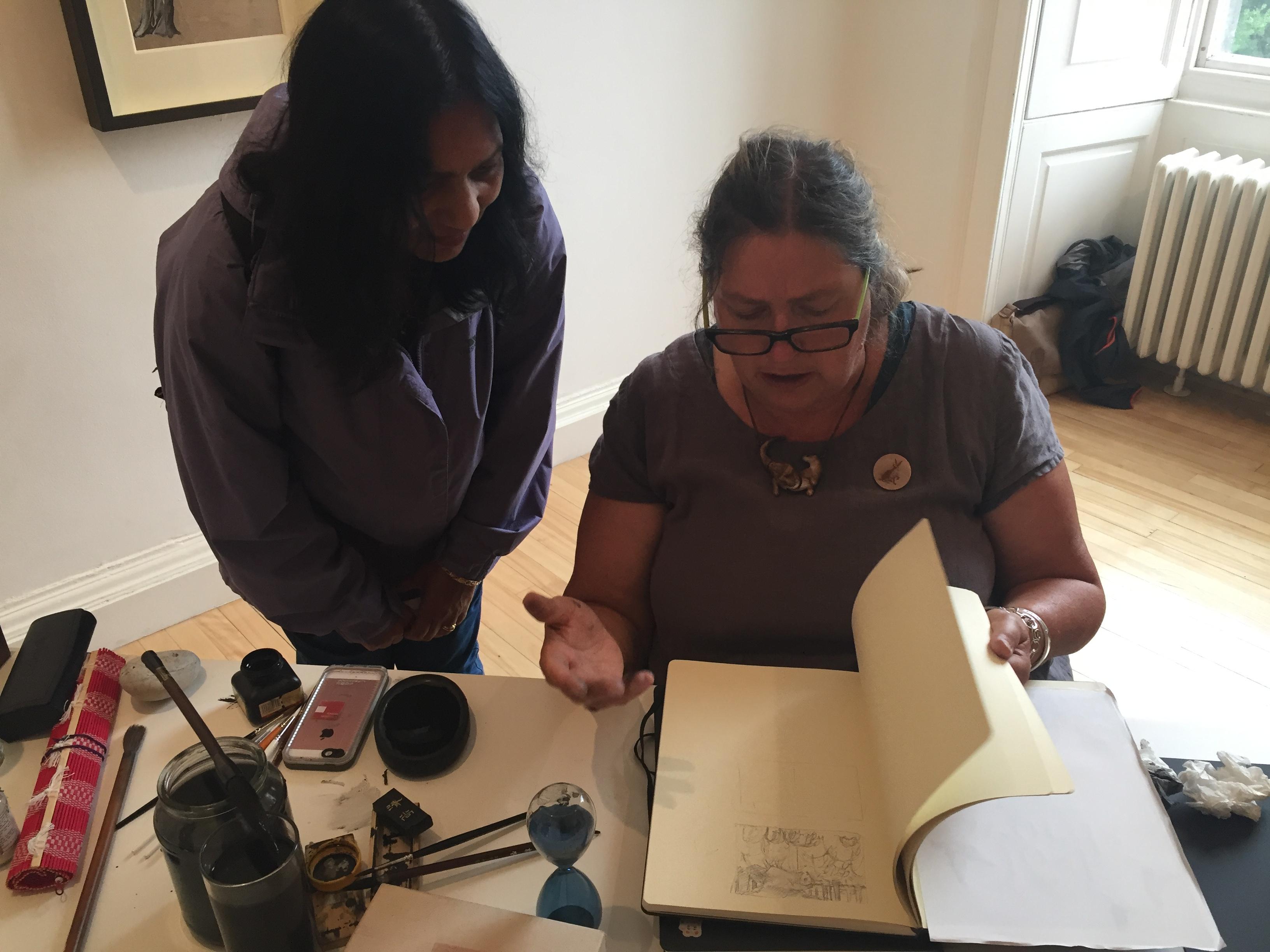 Marjorie Gill | Open Book Reading